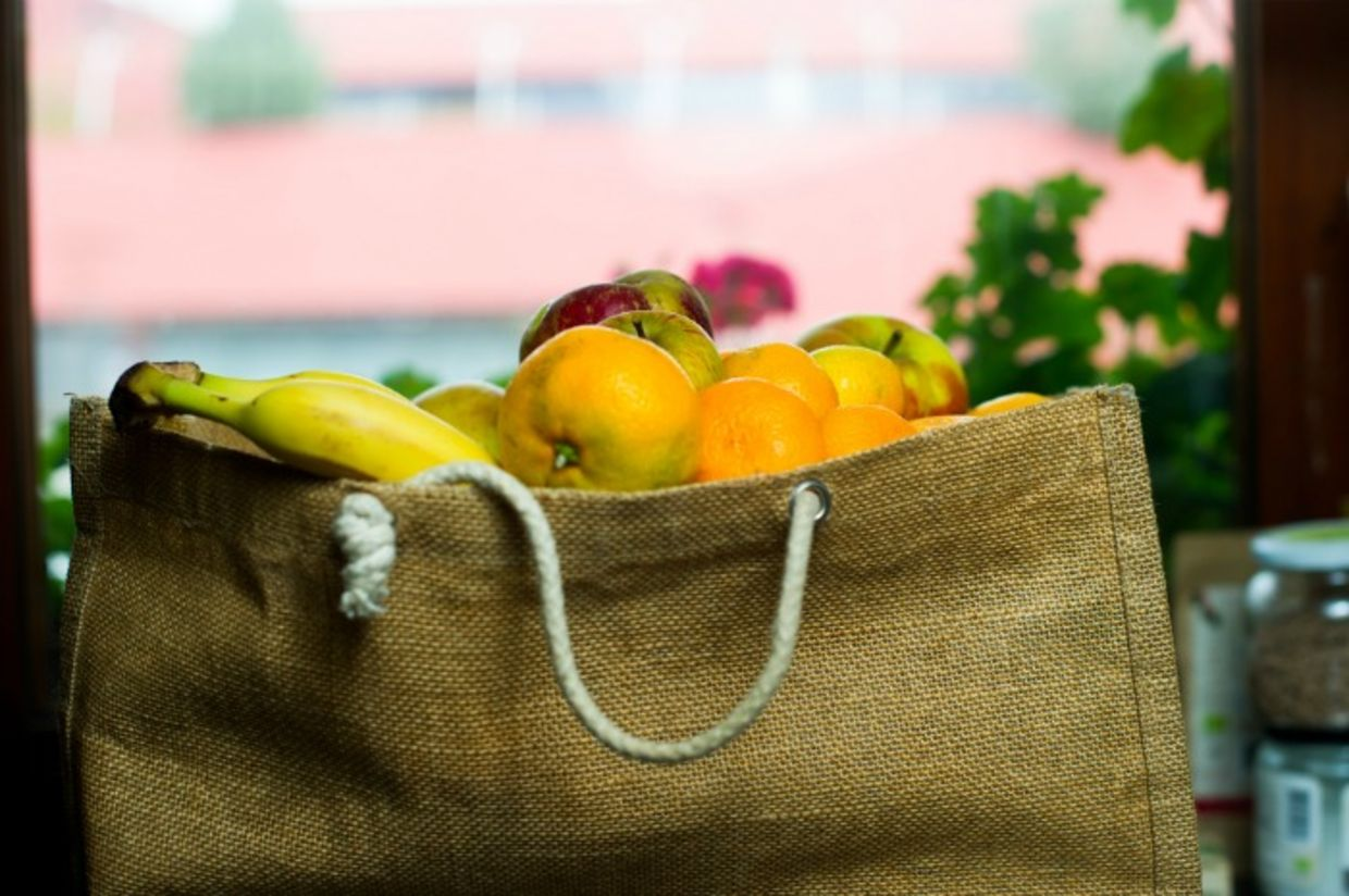 No trip to the supermarket is complete without a reusable tote bag (Shutterstock)
